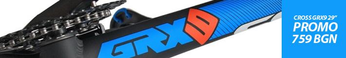 CROSS GRX 9