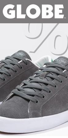globe shoes promo