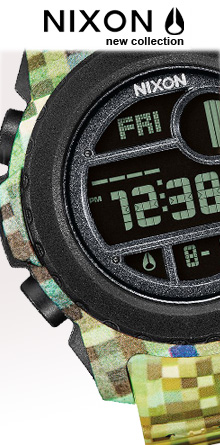 nixon watch new collection