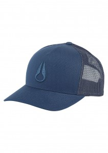 NIXON ICONED TRUCKER HAT - hats - Sport Delivery shop 4219e8a5215