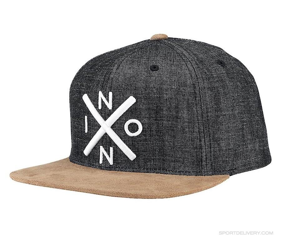 NIXON EXCHANGE SNAPBACK HAT - hats - Sport Delivery shop f1d64a0d415