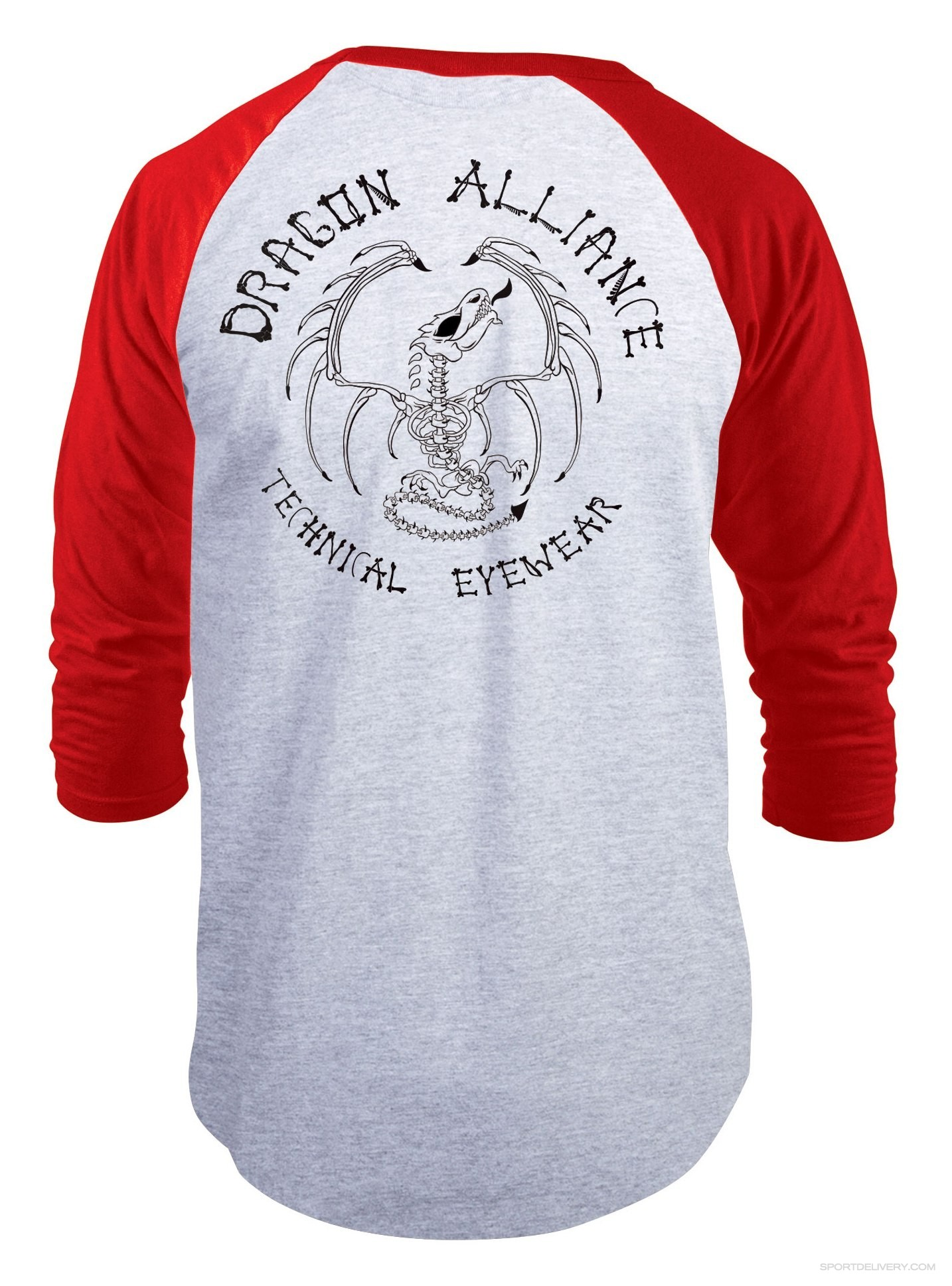 DRAGON ANATOMY TEE - t-shirts - Sport Delivery shop