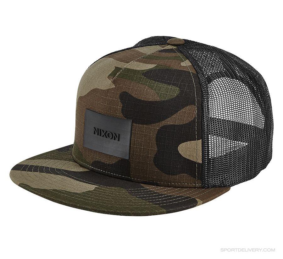 6fc34f8cf8d NIXON Team Trucker Hat - hats - Sport Delivery shop